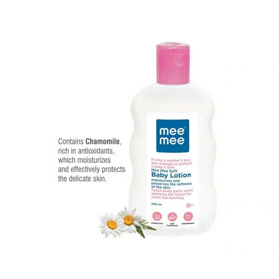 Mee Mee Soft Baby Lotion - 200ml