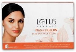 Lotus Herbals Natural Glow Skin Radiance Facial Kit