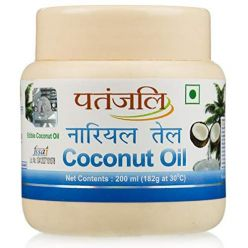 Patanjali Coconut Oil 200 Ml (J)