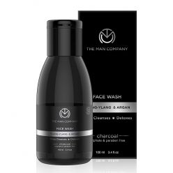 The Man Company Charcoal Face Wash For Men - 100ml