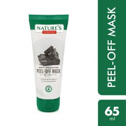Nature's Essence Anti Pollution Peel-Off Mask Active Charcoal - 65ml