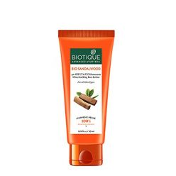 Biotique Bio Sandalwood Sunscreen Ultra Soothing Face Lotion, SPF 50+, 50ml