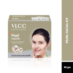VLCC PEARL SINGLE FACIAL KIT (60GM)