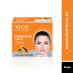 Vlcc Papaya Fruit Facial Kit - 60gm