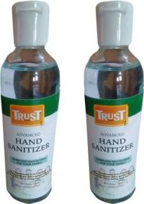 Trust Advanced Hand Sanitizer (pack of 2)