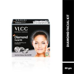 VLCC Diamond Single Facial Kit 60 gm