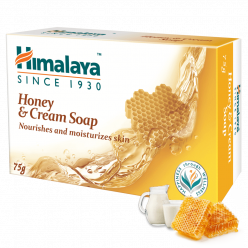 Himalaya Honey & Cream Soap, 75g