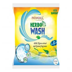 Patanjali Herbo Wash Detergent Powder 1 Kg