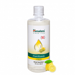 Himalaya PureHands Hand Sanitizer Lemon 500ml
