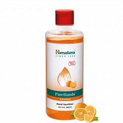 Himalaya PureHands Hand Sanitizer Orange 500ml