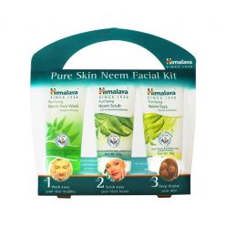 Himalaya Pure Skin Neem Facial Kit, 150 ml