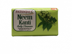 Patanjali Neem Kanti Body Cleanser 150g (pack of 3)