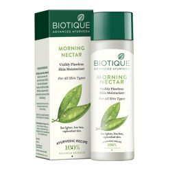 Biotique Bio Morning Nectar Lotion for All Skin Types, 120ml